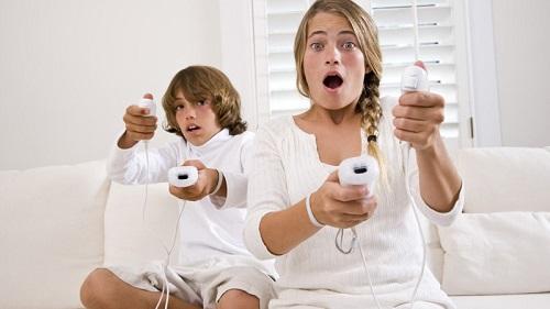 apprendre anglais CM2 jeux vidéos