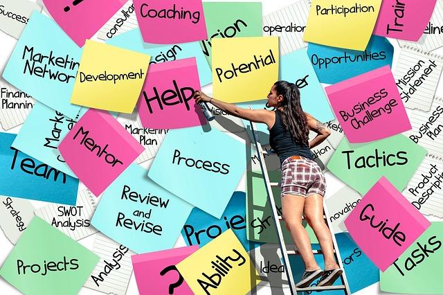 Comment s'organiser pour apprendre l'anglais des affaires