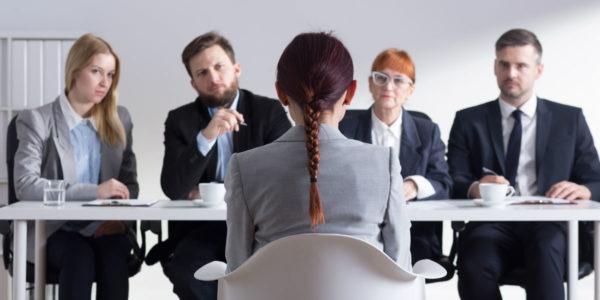 anglais des affaires entretien d'embauche