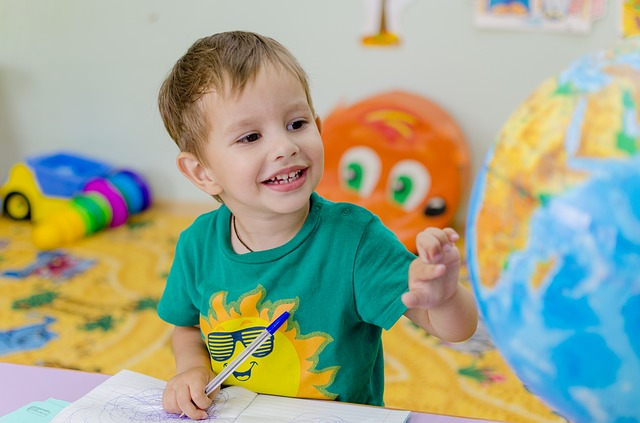 Cours d'anglais à Anger pour les enfants chez Kid&Us
