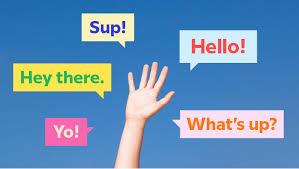 cours d'anglais en ligne mot