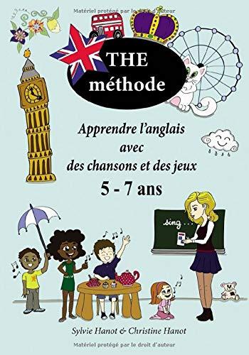 5/7 des livres pour apprendre l'anglais : The méthode