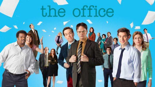 The office série
